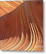 The Wave In The North Coyote Buttes Metal Print