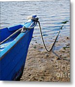 Tide's Out 3 Metal Print