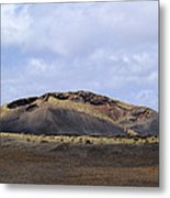 Timanfaya National Park Metal Print