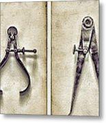 Tools Metal Print