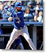 Toronto Blue Jays V New York Yankees Metal Print