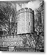 Tower Of London Metal Print by Elena Elisseeva