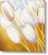 Tulips Are People Xii Metal Print