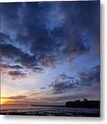 Tynemouth Sunrise Metal Print