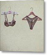 Underwear Metal Print by Joana Kruse