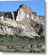 Utah Mountain Metal Print
