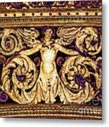 Vatican Art Metal Print