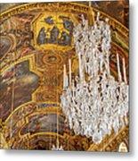 Versailles Ceiling Metal Print