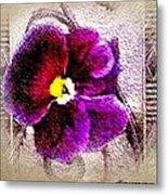 Vibrant Violet  Metal Print