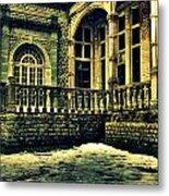 Viceregal Lodge Shimla Metal Print