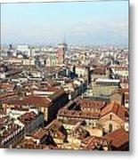 View Of Turin Metal Print