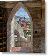 View To A Different Time Metal Print