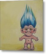 Vintage Toy Series Metal Print by Kelley Smith