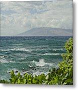 Wailea Point Maui Hawaii Metal Print