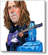 Warren Haynes Metal Print by Art