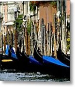 Water's Edge Metal Print