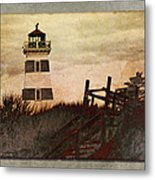 West Point Lighthouse Metal Print