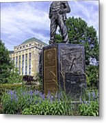 West Virginia Coal Miner Metal Print