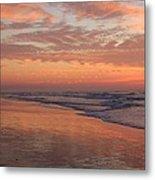 Wrightsville Beach At Sunrise Metal Print