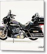 2003 Harley Davidson Metal Print