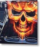 2005 Dodge Magnum Emblem Metal Print