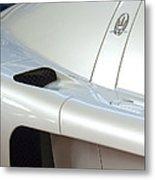 2005 Maserati Mc12 Emblem Metal Print