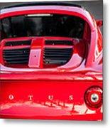2006 Lotus Elise -0046c Metal Print