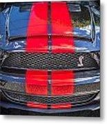 2007 Ford Shelby Gt 500 Mustang Metal Print