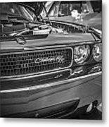 2008 Dodge Challenger  Metal Print