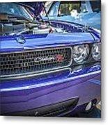 2008 Dodge Challenger Rt Metal Print
