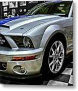 2008 Ford Mustang Shelby Metal Print