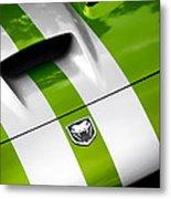 2010 Dodge Viper Srt10 Metal Print