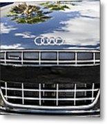 2012 Audi R8 Quattro Metal Print