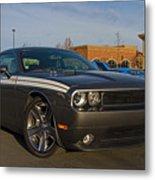 2012 Dodge Challenger R/t Classic Metal Print