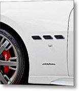 2012 Maserati Gran Turismo S Metal Print