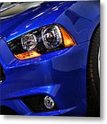 2013 Dodge Charger Daytona Metal Print