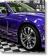 2013 Dodge Charger Metal Print