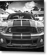 2013 Ford Shelby Mustang Gt500 Metal Print