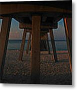 2014 08 05 01 Navarre Beach 3893 Metal Print