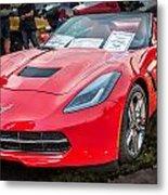 2014 Chevrolet Corvette C7  Metal Print