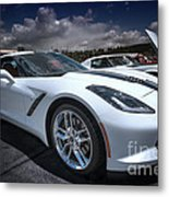 2014 Chevrolet Stingray Metal Print