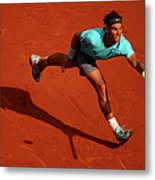 2014 French Open - Day Fifteen Metal Print