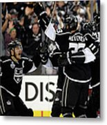 2014 Nhl Stanley Cup Final - Game Two Metal Print