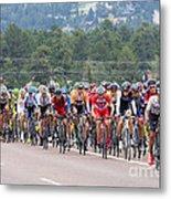 2014 Usa Pro Cycling Challenge Metal Print
