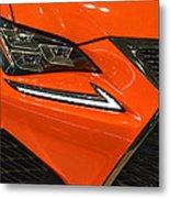2015 Lexus Front End Metal Print