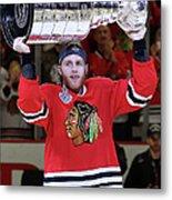2015 Nhl Stanley Cup Final - Game Six Metal Print