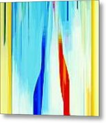 Abstract Series Iv Metal Print