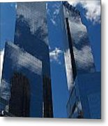 New York City Metal Print by ELITE IMAGE photography By Chad McDermott