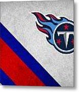 Tennessee Titans Metal Print