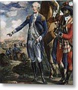 Marquis De Lafayette Metal Print